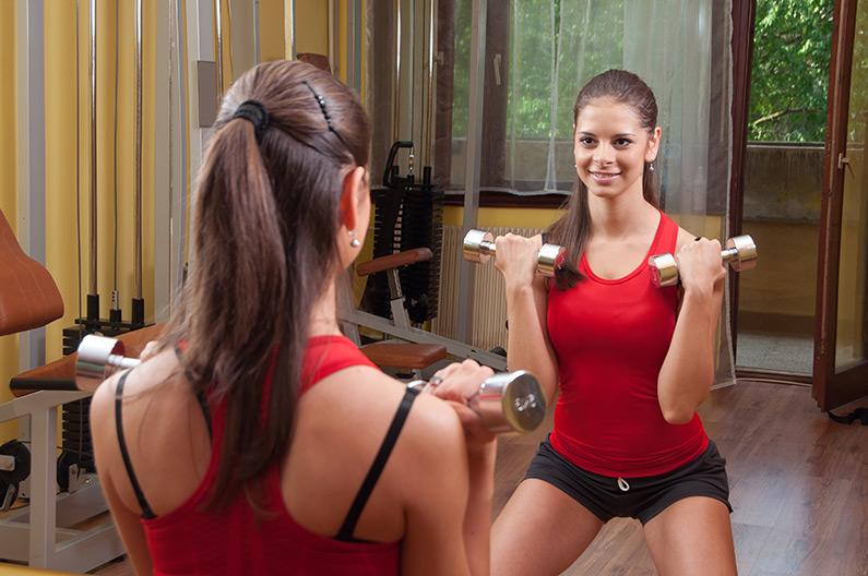 Hanteltraining für den Rücken - welche Übungen sind sinnvoll?
