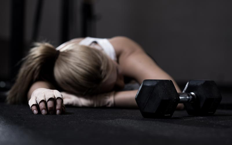 Richtige Anzahl der Wiederholungen für Muskelaufbau