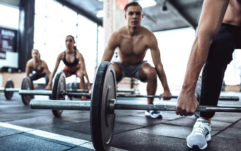 Deadlifts – die Übung für den gesamten Körper