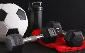 Hanteltraining und Fussball – passt das?
