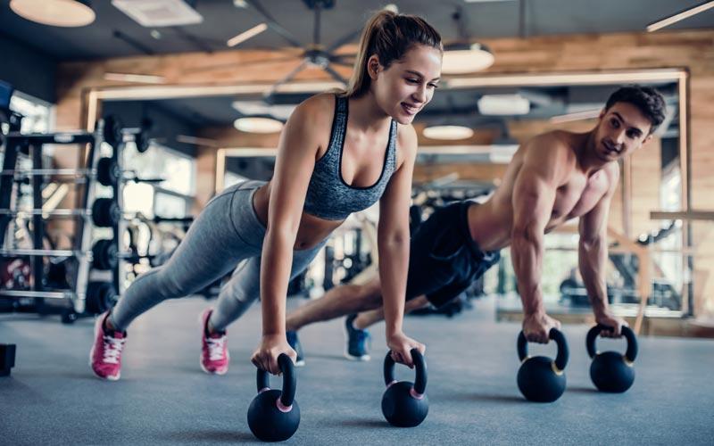 Liegestütze – der Allrounder unter den Übungen