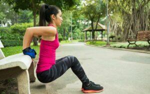 3 effektive Trizeps Übungen